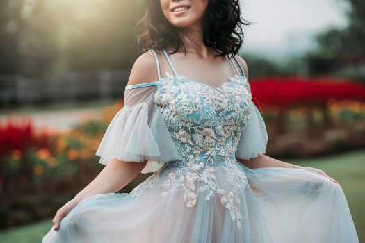 A grave mistake: Bridal gown designer gets social media backlash for photo shoot at a Christian cemetery