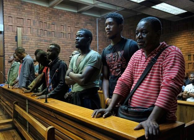 News24.com | No lawyers and no bail: Refugees on trial for trespassing