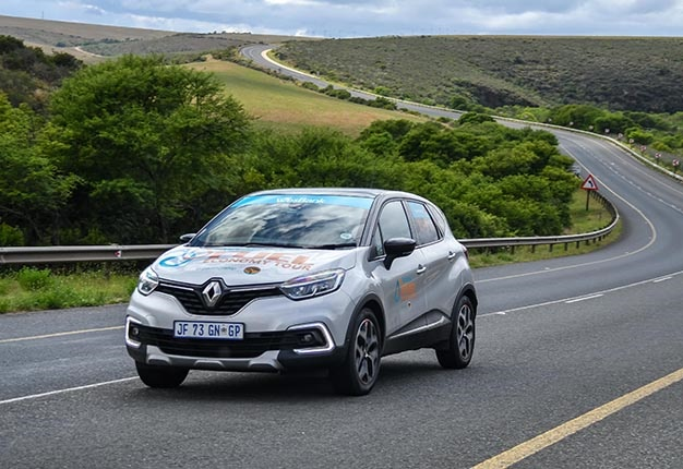 Sa Economy Tour Renault Edges Out Suzuki By Slimmest Of Margins