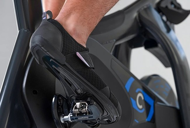 Shimano's IC1 is perfect for cycling indoors. (Photo: Shimano)