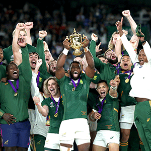 Boks feature twice in British scribe's 10 best ever Test teams - Sport24