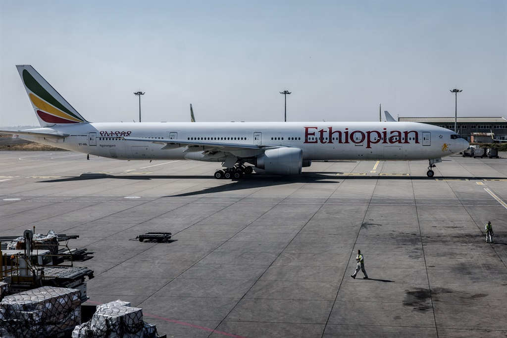 Ethiopian Airlines as the oldest airlines on the w