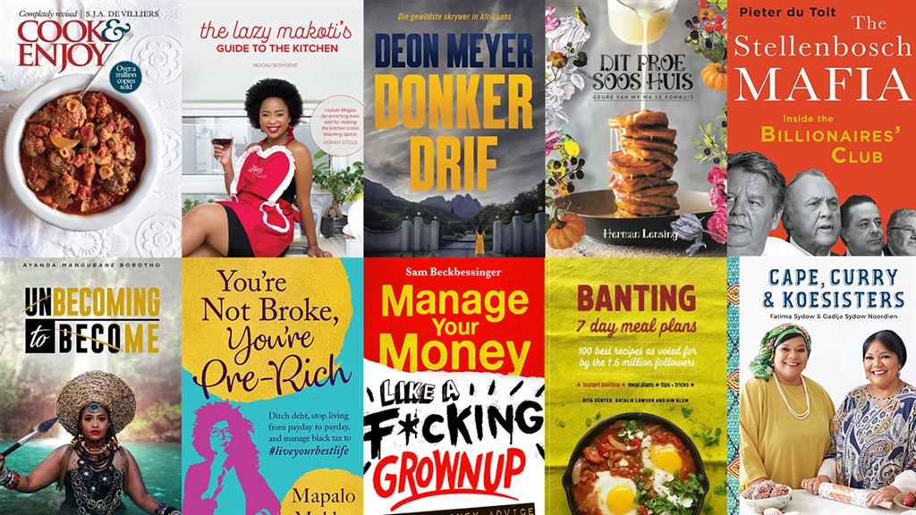 Best books of 2020 South Africa