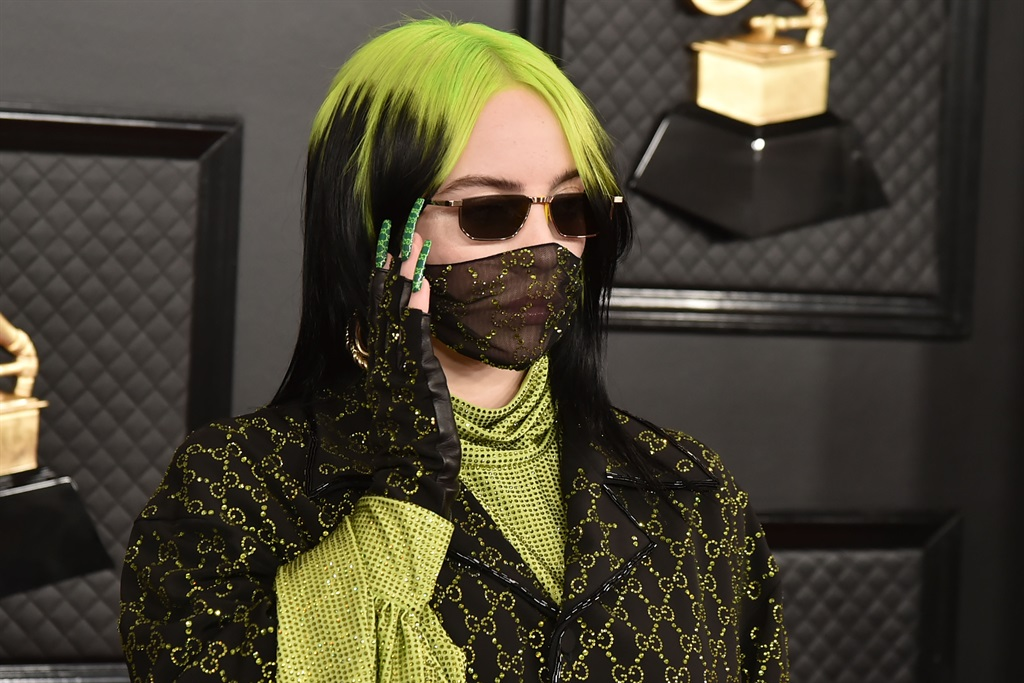 Billie Eilish attends the 62nd Annual Grammy Awards at Staples Center on January 26, 2020 in Los Angeles, CA. (Photo by David Crotty/Patrick McMullan via Getty Images)