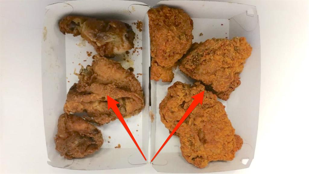 KFC Masala Crunch
