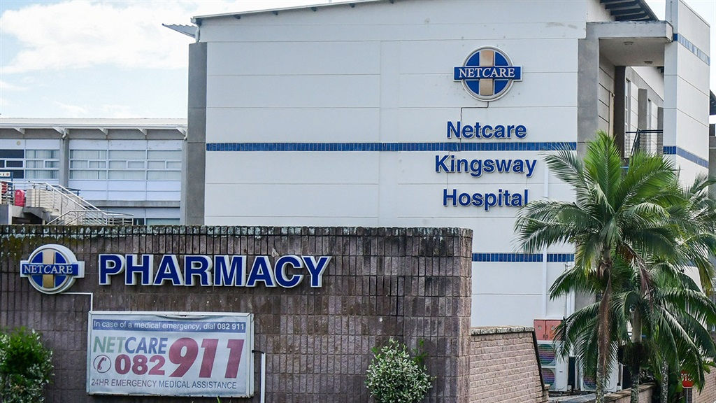 Covid-19 hospital South Africa Netcare Mediclinic