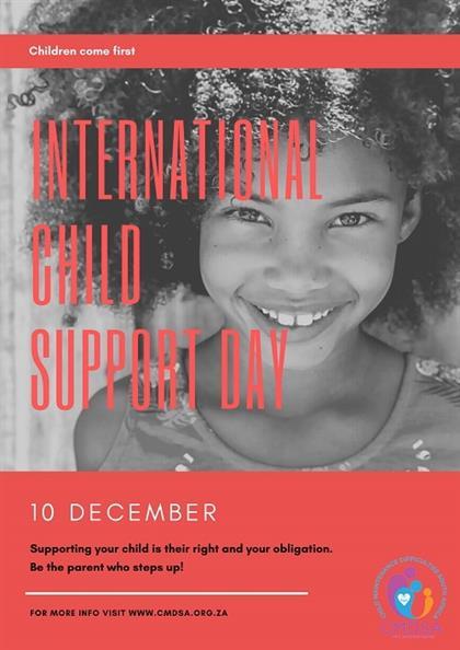 International Child support launch
