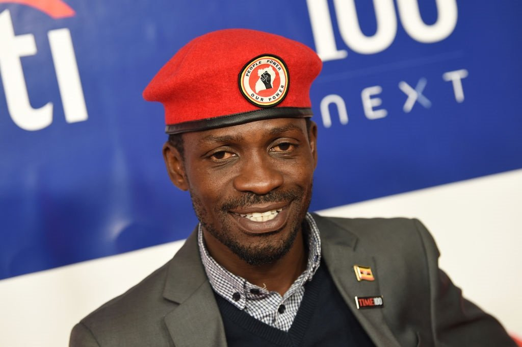 Ugandan presidential challenger Bobi Wine and team arrested, according to staff