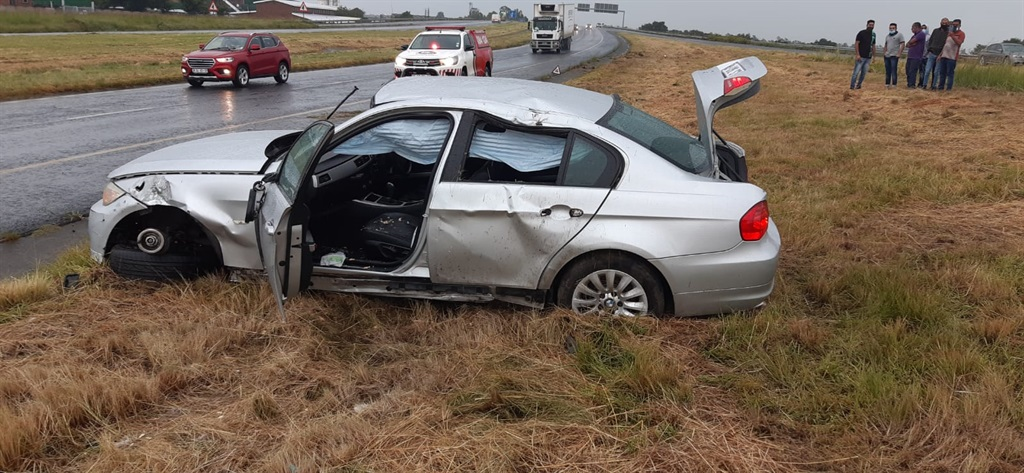Two accidents in the Vaal area leave two dead.