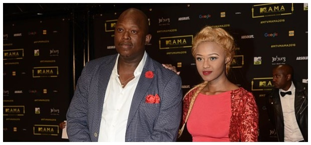 Mampintsha and Babes Wodumo  (PHOTO:GETTY/GALLO IM