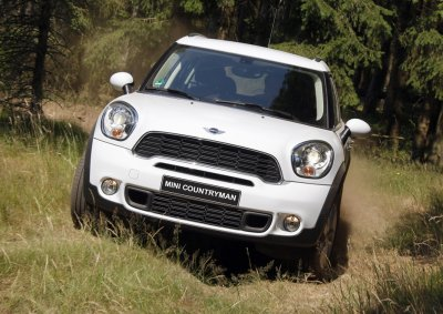 Mini goes maxi with Countryman | Wheels24