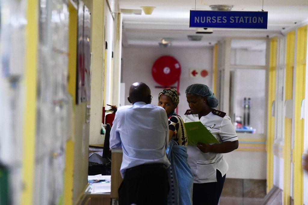 Leratong Hospital