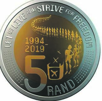 The new R5 coin