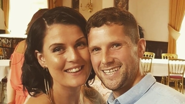 Stacey Owen and her husband. (PHOTO: Facebook)