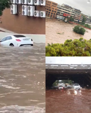 News24.com | 13 pictures from the devastating Centurion flash floods