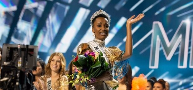 Channel24.co.za | WATCH: Zozibini Tunzi makes her first  TV appearance as Miss Universe on Good Morning America