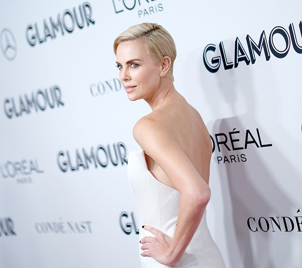 Charlize Theron is nominated for a Golden Globe Best Actress Award. (Getty Images)