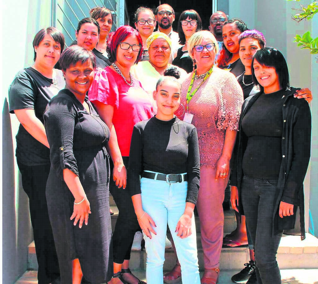 The women who participated in a month-long training have now graduated with the skill to run their own styling businesses.