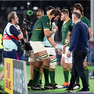 Sport24.co.za | WATCH | Squeamish footage of Lood's injury released