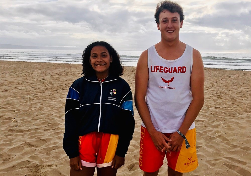 What it takes to become a lifeguard.