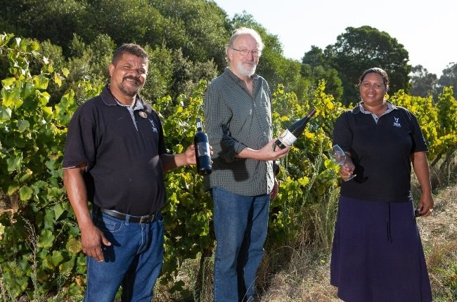 How workers at Diemersfontein Wines are winning all the way after becoming shareholders