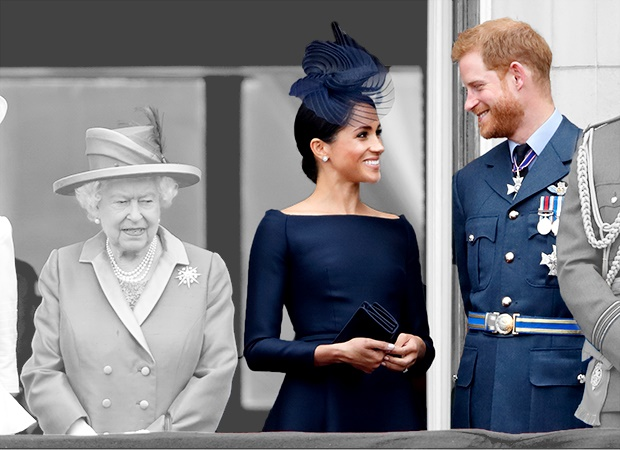 UPDATE: As Meghan returns to Canada new information sheds light on Sussex shocker - Channel 24