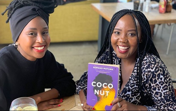 Channel24.co.za | FEEL GOOD | SA author Kopano Matlwa's award-winning novel  'Coconut' coming to the big screen