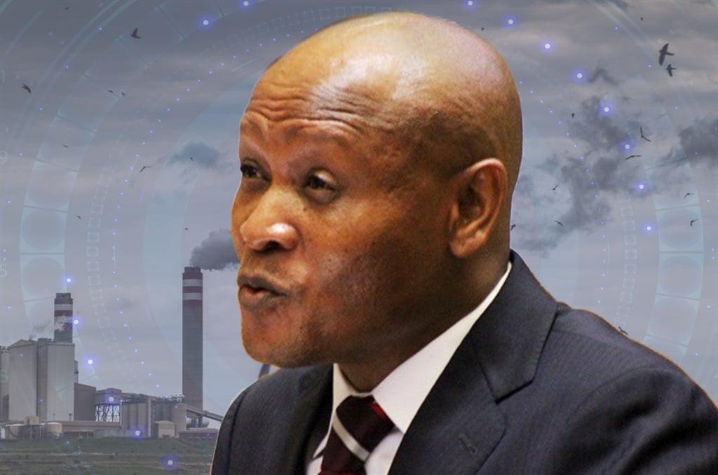 Eskom executive Abram Masango.