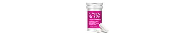 Gynaguard capsules.
