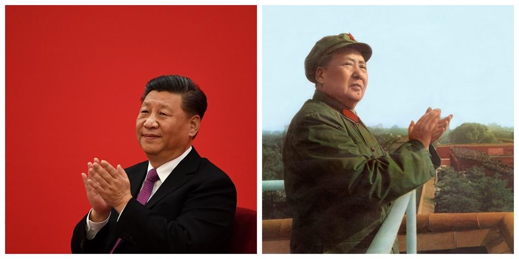 Xi Jinping, Mao Zedong, GQ, Buzzfeed