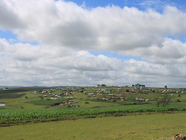 landskap, kommunale area