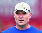Springbok head coach Jacques Nienaber.