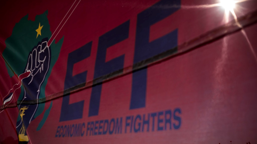 EFF lays assault charges after chaos at North West State of the Province Address - News24