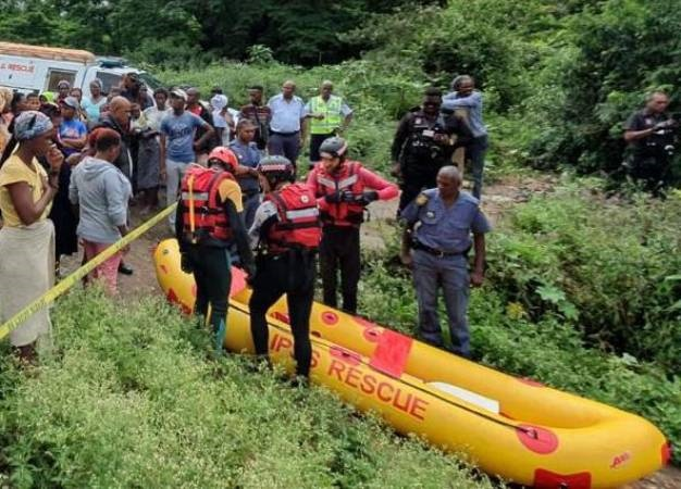 Girl, 8, missing after falling into canal in Cape Town - News24