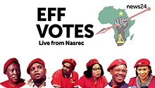 WATCH | In studio with Mbuyiseni Ndlozi hours before EFF elective conference gets under way