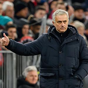 Sport24.co.za | Mourinho backs Spurs for top-4 Premier League finish