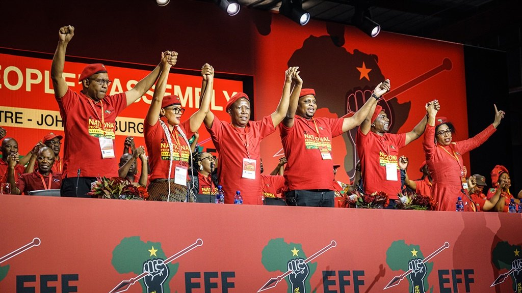 WATCH LIVE | EFF delegates nominate members for Top 6 positions - News24
