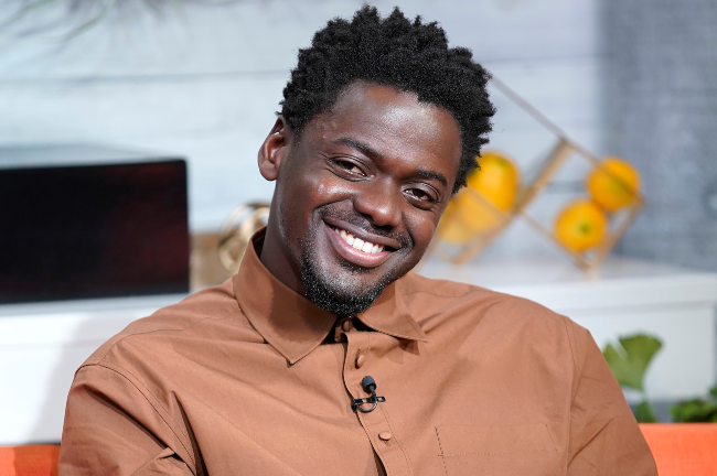 From Black Panther to Black Messiah to Barney the dinosaur, there's no stopping rising superstar Daniel Kaluuya
