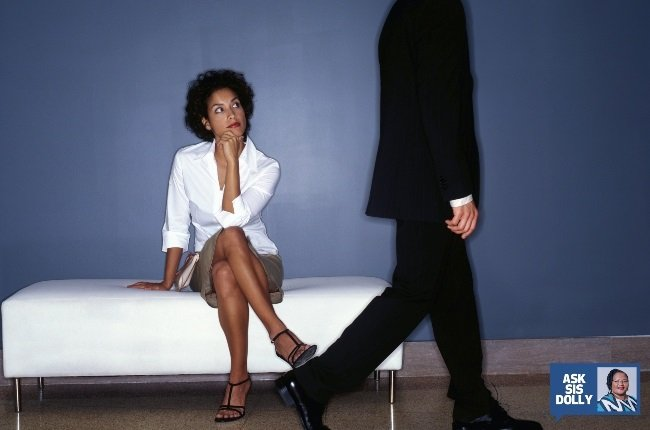 Sis Dolly advises a reader who is concerned her boss is flirting with her boyfriend.