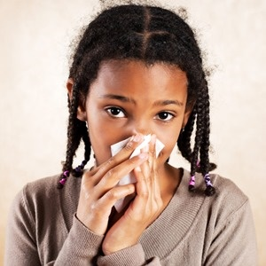 Does your child have a runny or stuffy nose? It could indicate an allergy.