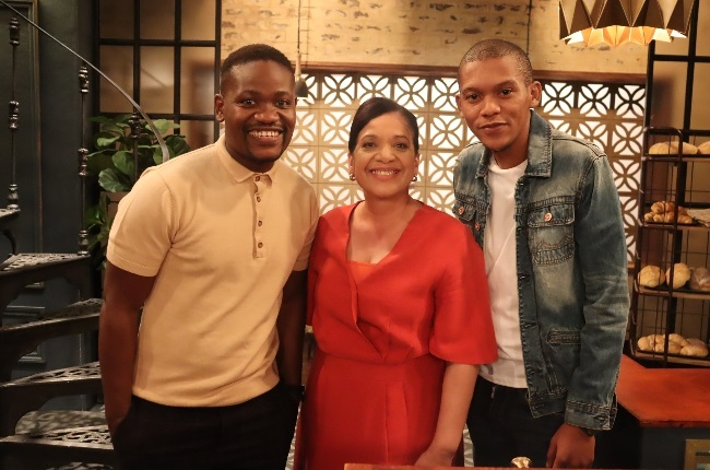 Skeem Saam actors Kat and Kwaito join 7de Laan for a three day special crossover.