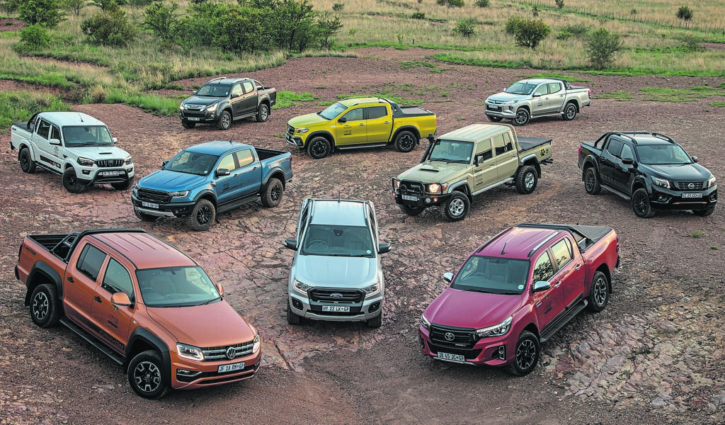 IT is one of the quintessential debates around a South African braai: which bakkie really is better?                         Photo:SUPPLIED