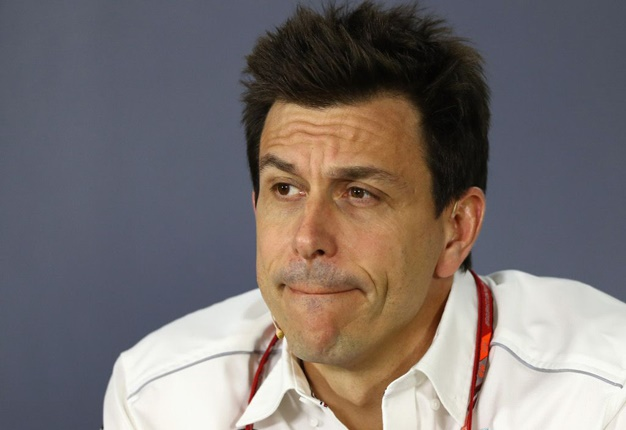 Toto Wolff. Image: TeamTalk