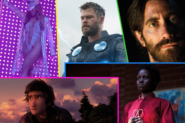 Our top movies of 2019.