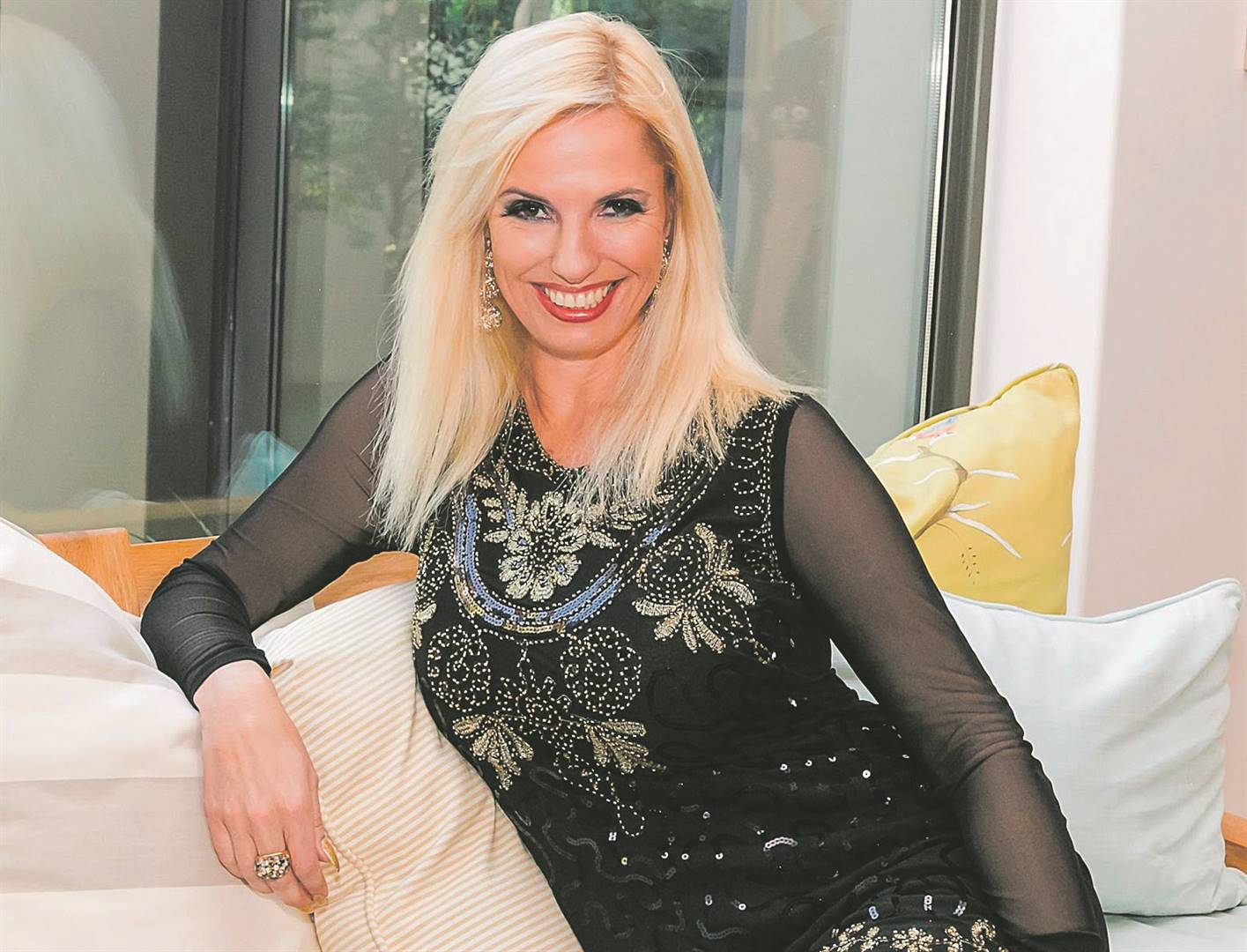 Christall Kay. Picture: iRealHousewives.com