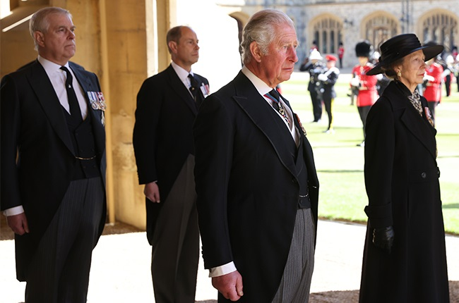 Prince Philips funeral service