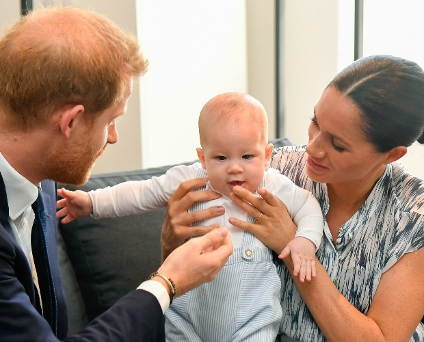 Duke of Sussex. (PHOTO: Getty/Gallo Images)