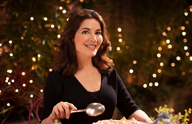Nigella Lawson. (Photo: DStv)