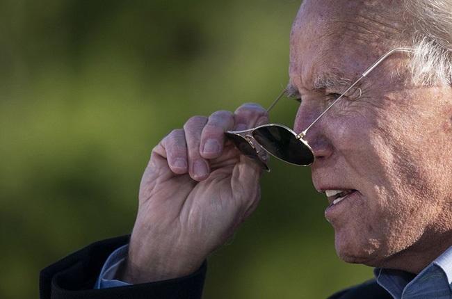 Joe Biden. (Photo by Drew Angerer/Getty Images)