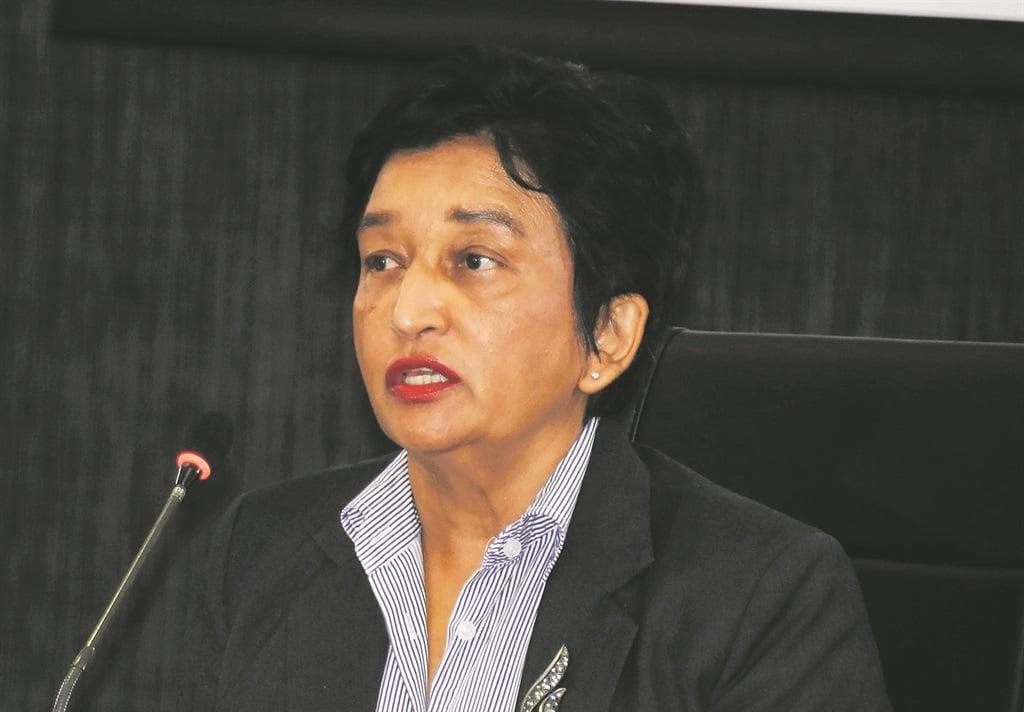 Judge Dhaya Pillay. Picture: TWITTER